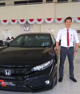 Sales Honda Cirebon - Azus
